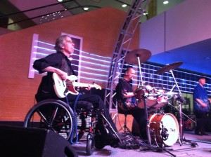 Nick & David at the Rock & Roll Hall of Fame